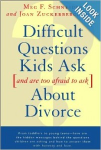 Difficult Questions kids ask about divorce